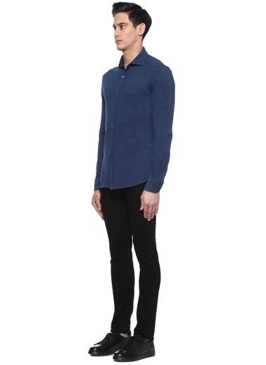 Corneliani Id Gömlek Mavi